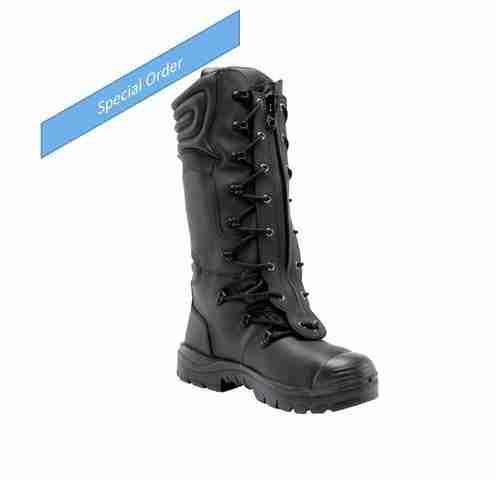 b3530c93501 Steel Blue Telfer High Leg Safety Boot Nitrile w/PR Sole - 382833